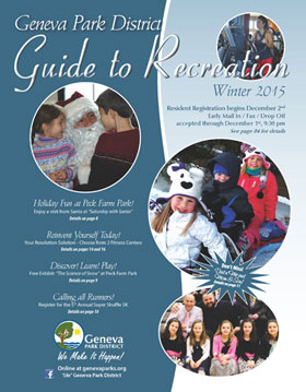 Winter 2015 Brochure