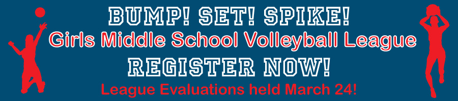 2015 Middle School Volleyball Leagues