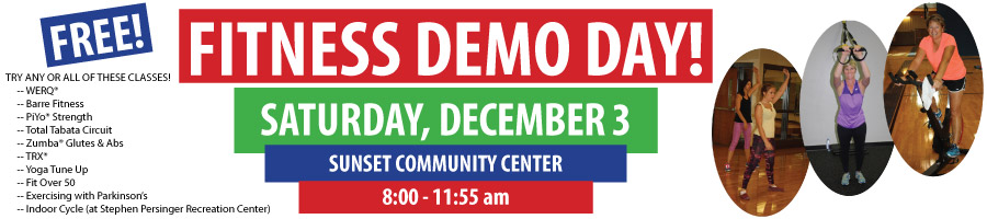 Fitness Demo Day