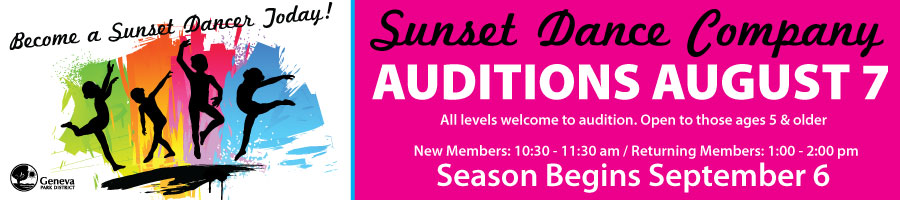 Sunset Dance Company Auditions