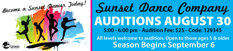 Sunset Dance Company Auditions2