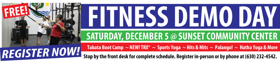 Winter Fitness Demo Day