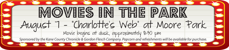 Movie in the Park: Charlottes Web