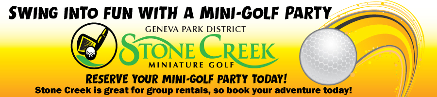 Mini Golf Parties