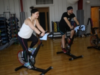 Indoor Cycle and Core
