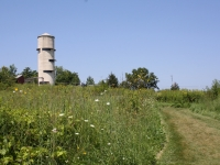 Peck Farm Park trail