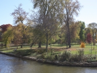 Island Park inlet