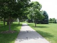 Levi Newton Park path