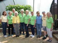 PFP Butterfly House Volunteers